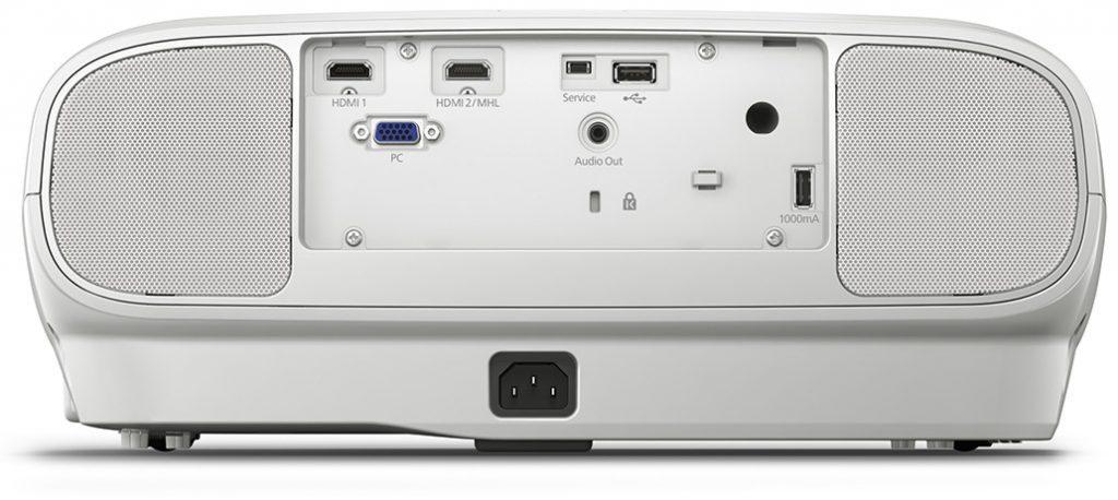 test EPSON EH-TW6700