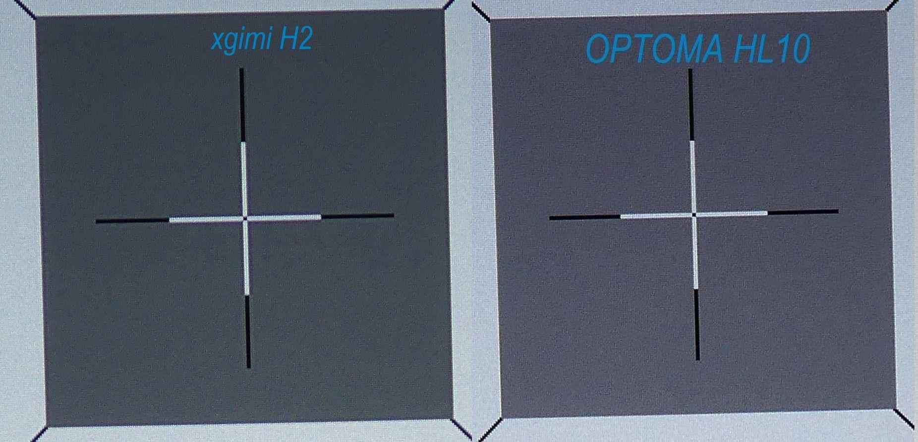 TEST OPTOMA HL10