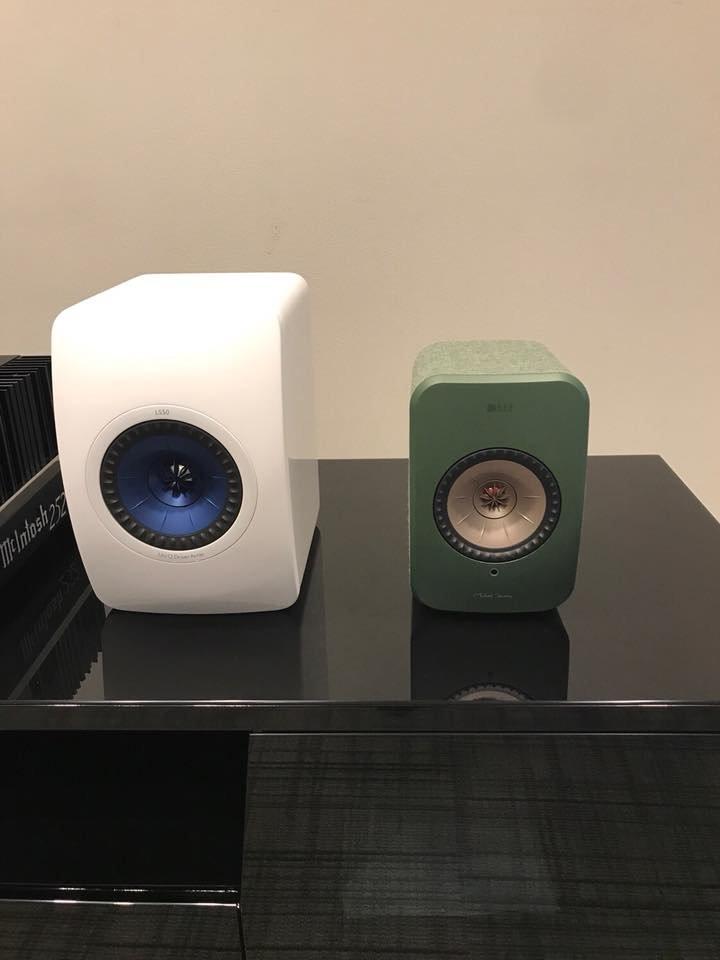 New desktop monitors KEF LSX - Speakers & Subwoofers - StereoNET
