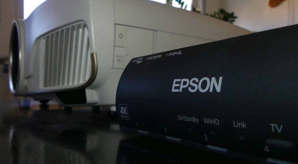 TEST EPSON EH-TW9400