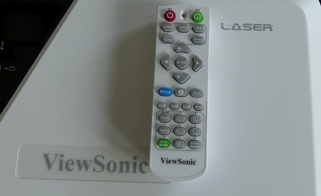 Test ViewSonic LS700HD