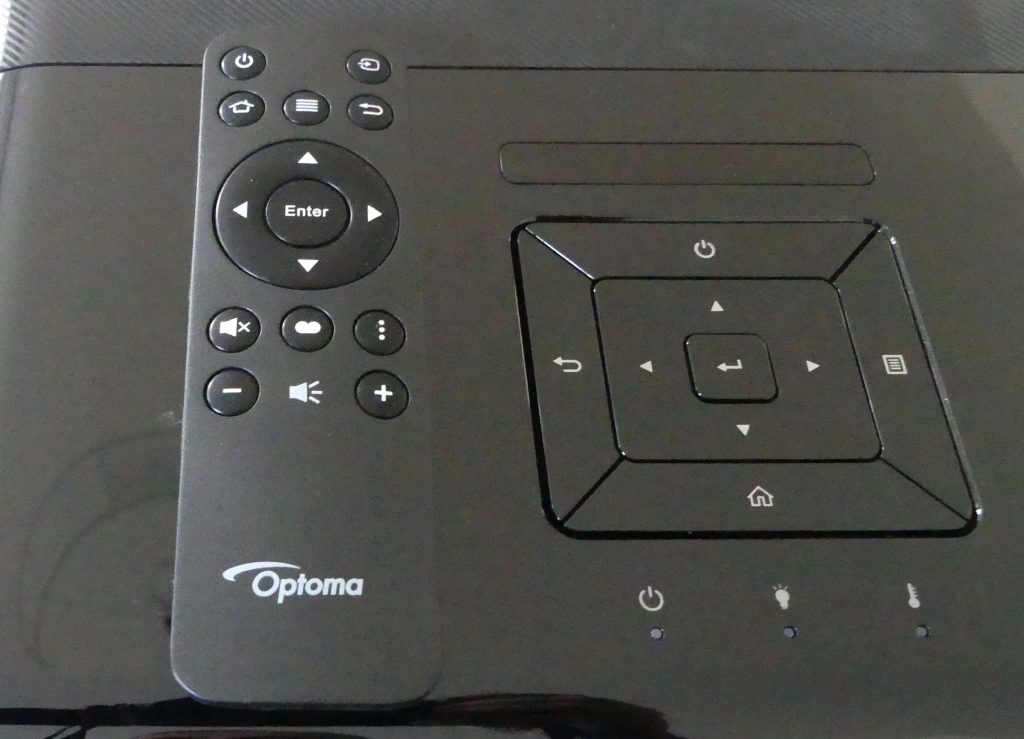 TEST OPTOMA UHD51