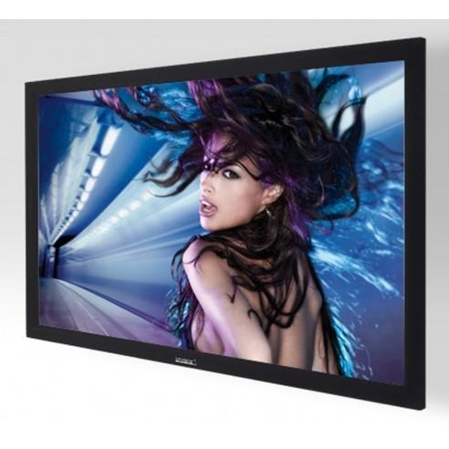 Lumene Movie Palace Premium 300C 16/9 - Ecran fixe de projection 305x172cm