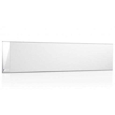 KEF T301C - Enceinte centrale slim extra plate Noir ou Blanc