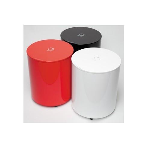 ELIPSON PLANET SUB - Caisson de Basses 200w/20cm Laqué Blanc, Noir ou Rouge