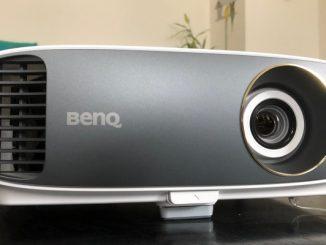 Test BenQ W1700