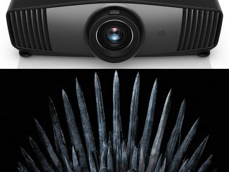 BenQ W5700 saison 8 de Game of Thrones sur OCS en direct