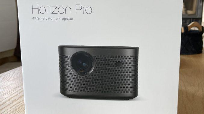 Test Xgimi Horizon Pro