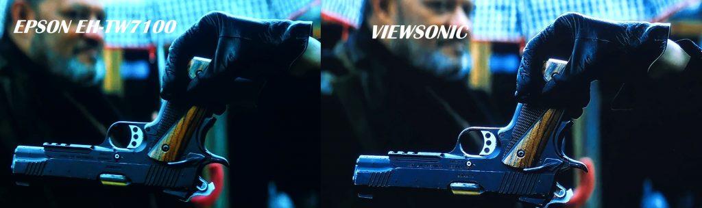 Test Epson EH-TW7100