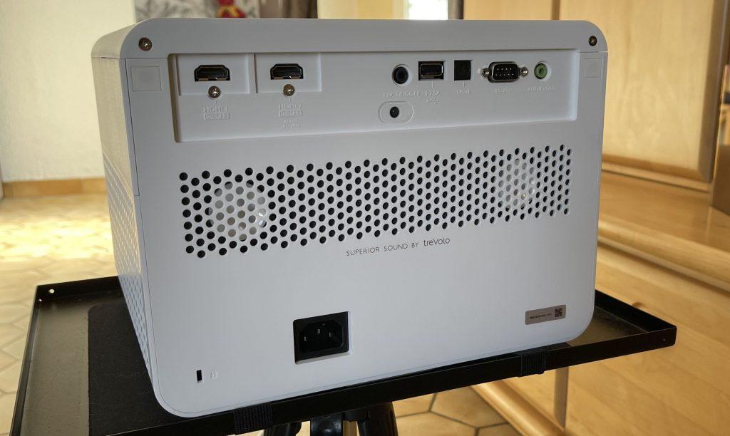 Test BenQ X1300i