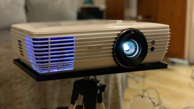 Test Acer M550BD