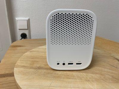 Test Mi smart compact projector