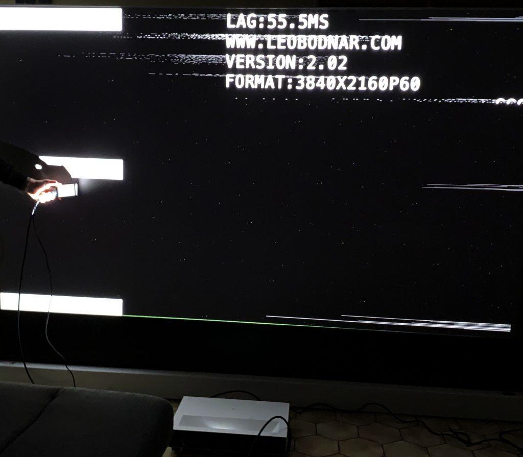 Test Fengmi Cinema 4K