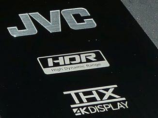 Test JVC DLA-NX9