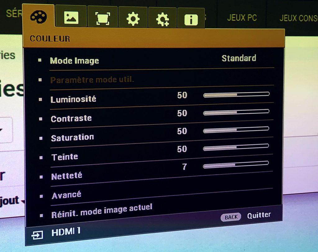 Test Acer GM-832