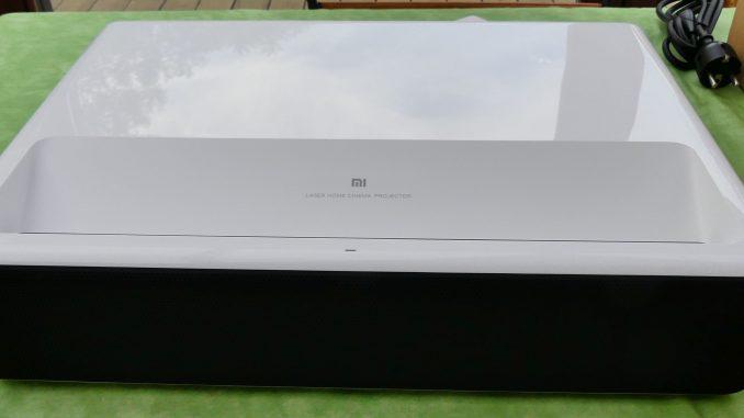 Test Xiaomi Mi laser projector version française