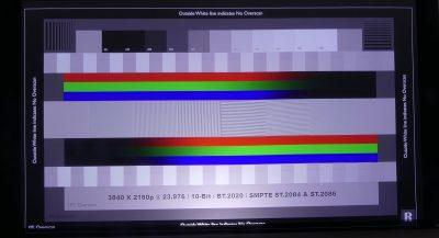 Test BenQ V6000