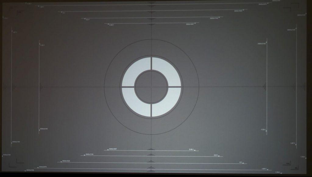 Test EPSON EH-TW7000