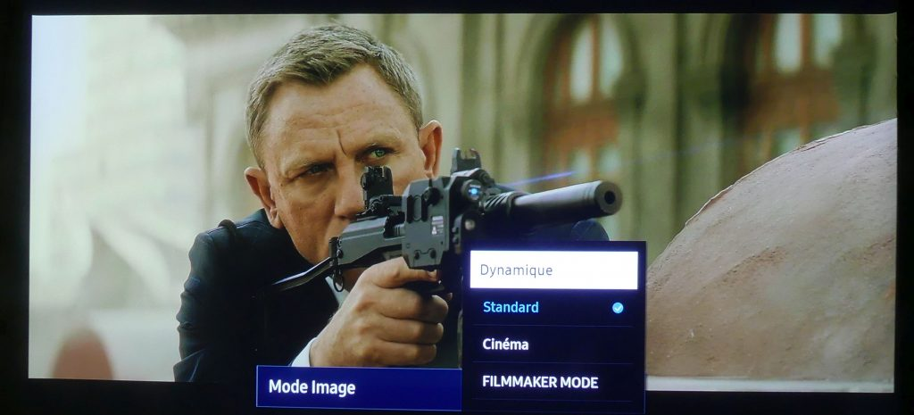 Test Samsung The Premiere LSP7T