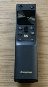 Test CHANGHONG M3000