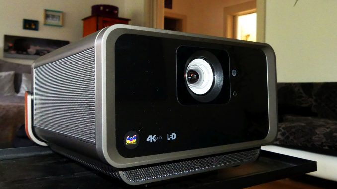 Test ViewSonic X10-4K