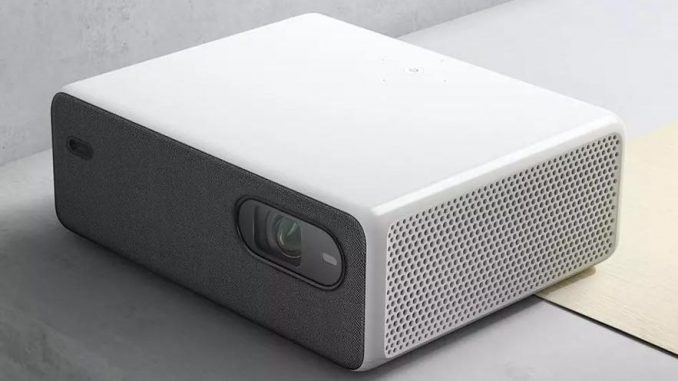 XIAOMI MI laser projector