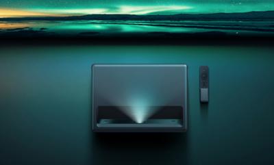 Xiaomi Mijia Laser Projector 1S 4K