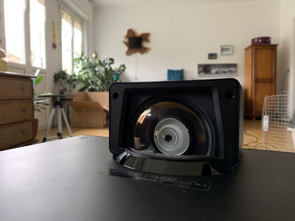 Test Epson EH-LS500B