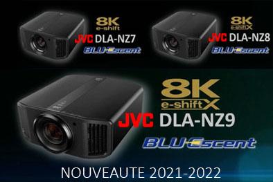 Vidéoprojecteur JVC DLA-NZ7 DLA-NZ8 DLA-NZ9